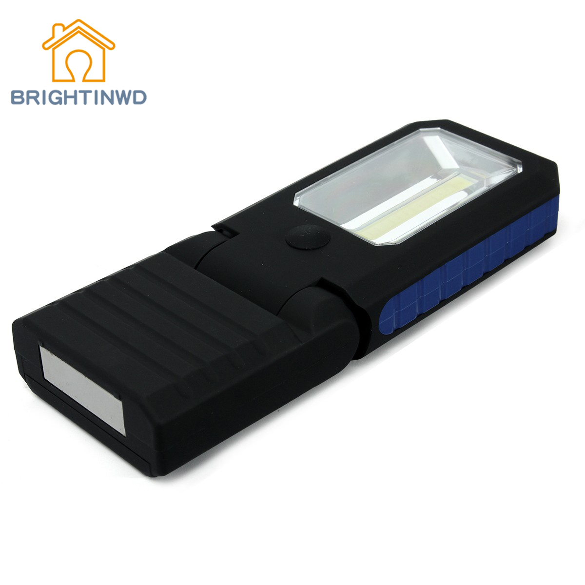 BRIGHTINWD Torch Magnetic COB LED Car Emergency Working Light Portable Tent Lamp Camping Lantern Lamp Outdoor Hanging Lamp