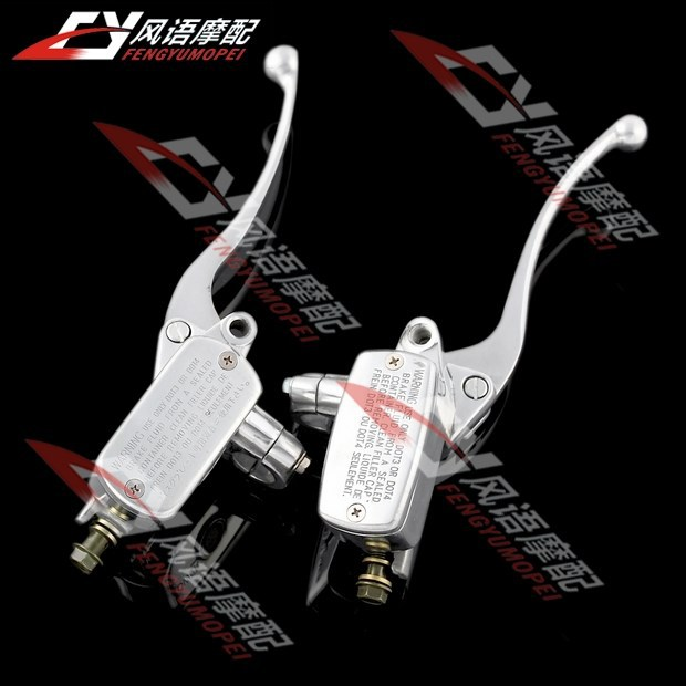 Free Shipping For Honda CBR250 CBR400 CB400 CB750 CB1000 Modified polishing clutch brake pump  free shipping 7 8 22mm clutch lever brake pump master cylinder for honda nsr250 cb250 honret cbr250 400 cb400 cb 1 vfr400 cb750