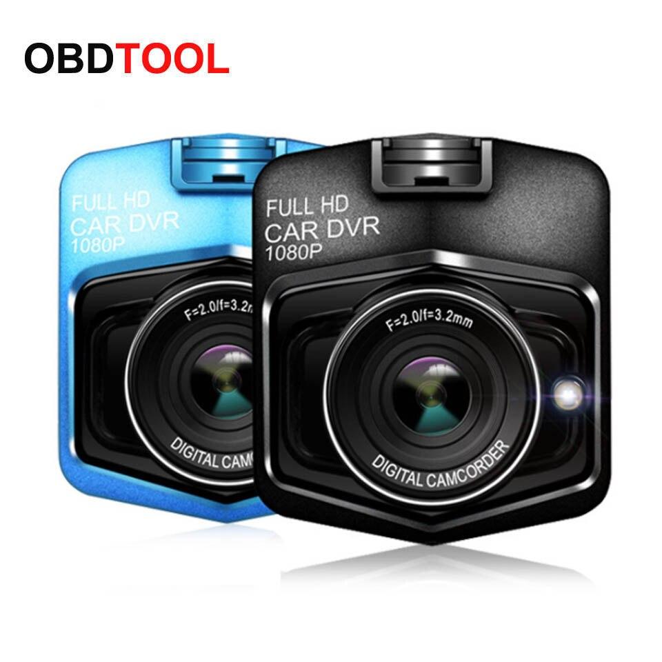 Nova Multi Language Mini Câmera Do Carro DVR Dashcam Full HD 1080 P Gravador de Vídeo Registrator G-sensor de Visão Noturna traço Cam
