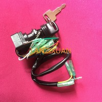Remote Control Box Ignition Switch Main Switch Assy 703 82510 43 00 For Yamaha Outboard Motors
