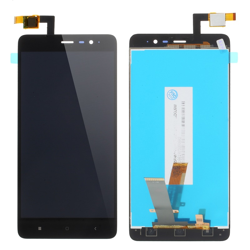 цена  OEM LCD Screen and Digitizer Assembly Replacement for Xiaomi Redmi Note 3 Pro Special Edition (152mm)- Black  онлайн в 2017 году