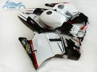 Full fairing kits for HONDA 1991 1992 1993 1994 CBR 600 F2 white black road motorcycle body fairings kit CBR600F2 91 94