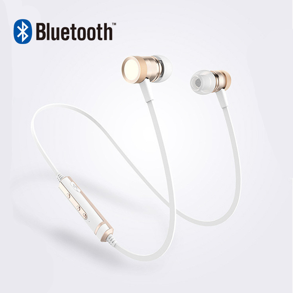 Stereo Bass Bluetooth Earphones Running Sport with Mic Wireless Earphones Bass Bluetooth Headsets In Ear For iPhone se Android lexin 2pcs max2 motorcycle bluetooth helmet intercommunicador wireless bt moto waterproof interphone intercom headsets