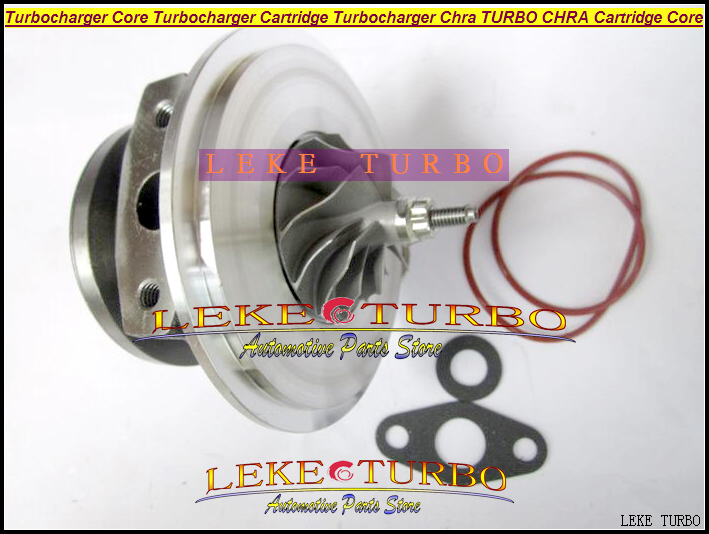 Free Ship Turbo Cartridge CHRA GT1549 452213-5003S 452213-0001 Y4T6K682AA Turbocharger For Ford Transit Otosan YORK 2.5L TDI