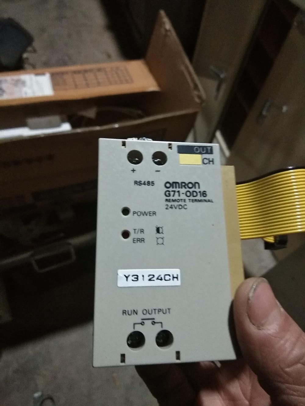 Programming Controller Module  G71-OD16