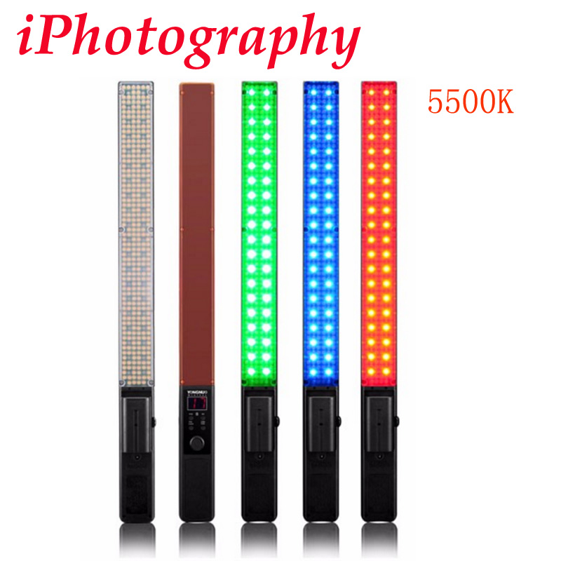 YONGNUO YN360 LED Video Light  5500K RGB Stick Professional photography LED Bluetooth 4.0 APP control