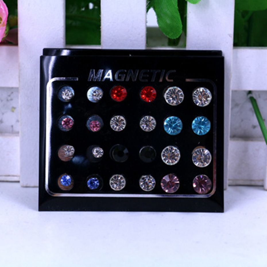 Buy magnetic earrings 5mm and get free shipping on AliExpress.com dde59e0a399e