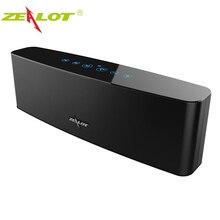 ZEALOT S12 Bluetooth Haut-Parleur De Contrôle Strictes Mini Sans Fil Haut-parleurs Home Cinéma Système Pour Le sport Ou Partie lecteur de Musique En Plein Air