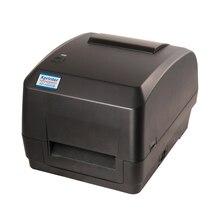 Impresora de etiquetas de código de barras de transferencia térmica y térmica Directa XP-H500B 108 mmsupport etiqutadora joyas y Prendas de Vestir de etiqueta de impresión