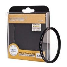 Zomei Камера фильтры 58 мм Star Line фильтр 4/6/8 рисунком в горошек, комплект одежды из Filtro 40,5 49 52 55 58 62 67 72 77 82 мм цифровой зеркальной камеры Canon Nikon sony DSLR Камера