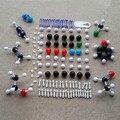 Бесплатная Доставка Atom Молекулярные Модели Набор для Учителя Органической Химии LZ-23118 Молекулярное Моделирование