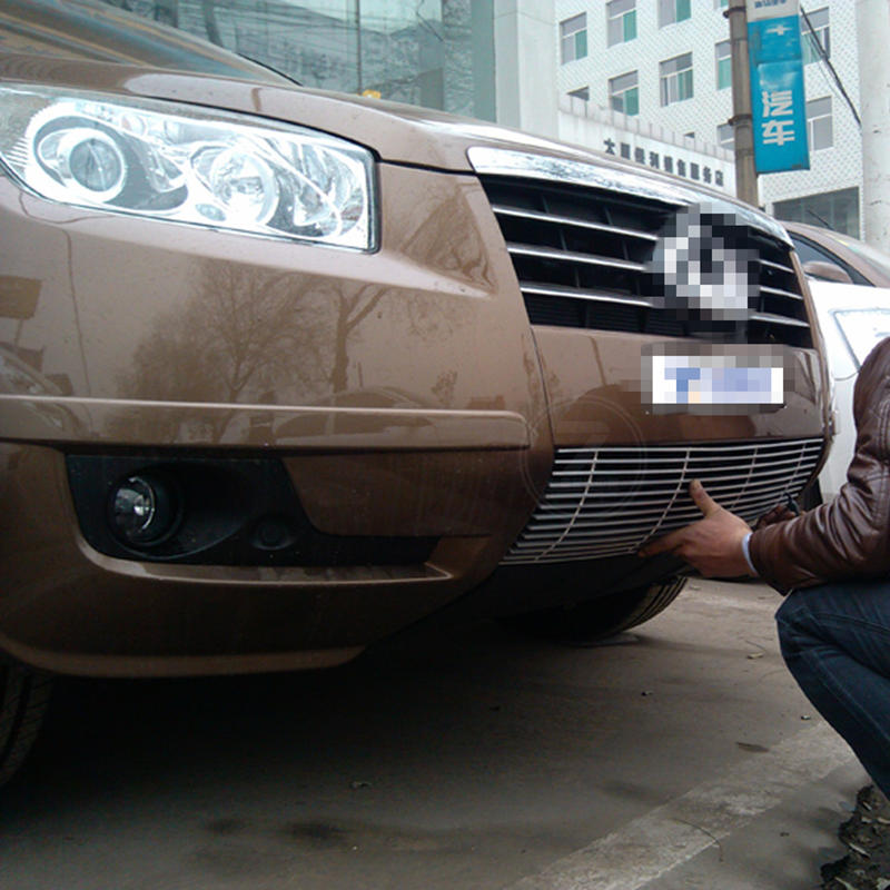 где купить Geely Emgrand X7 EmgrarandX7 EX7 SUV,Car refix front below middle network дешево