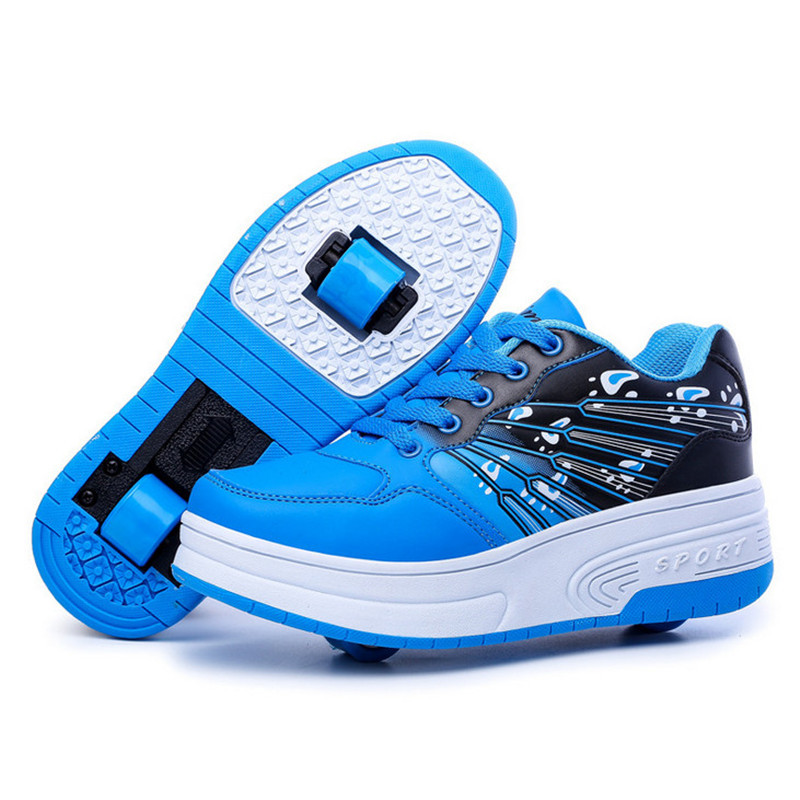 Size 28 43 New Kids Shoes With Two