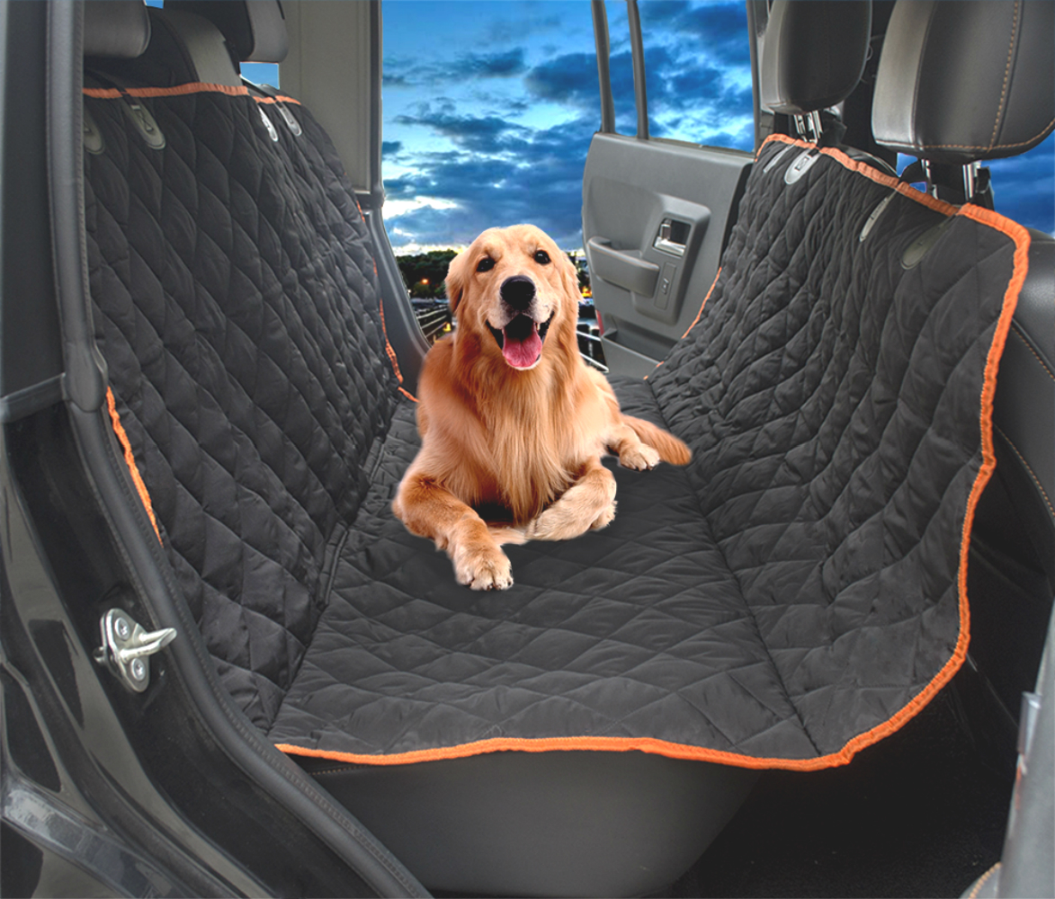 Dog car seat covers kmart mcgear travel adapter