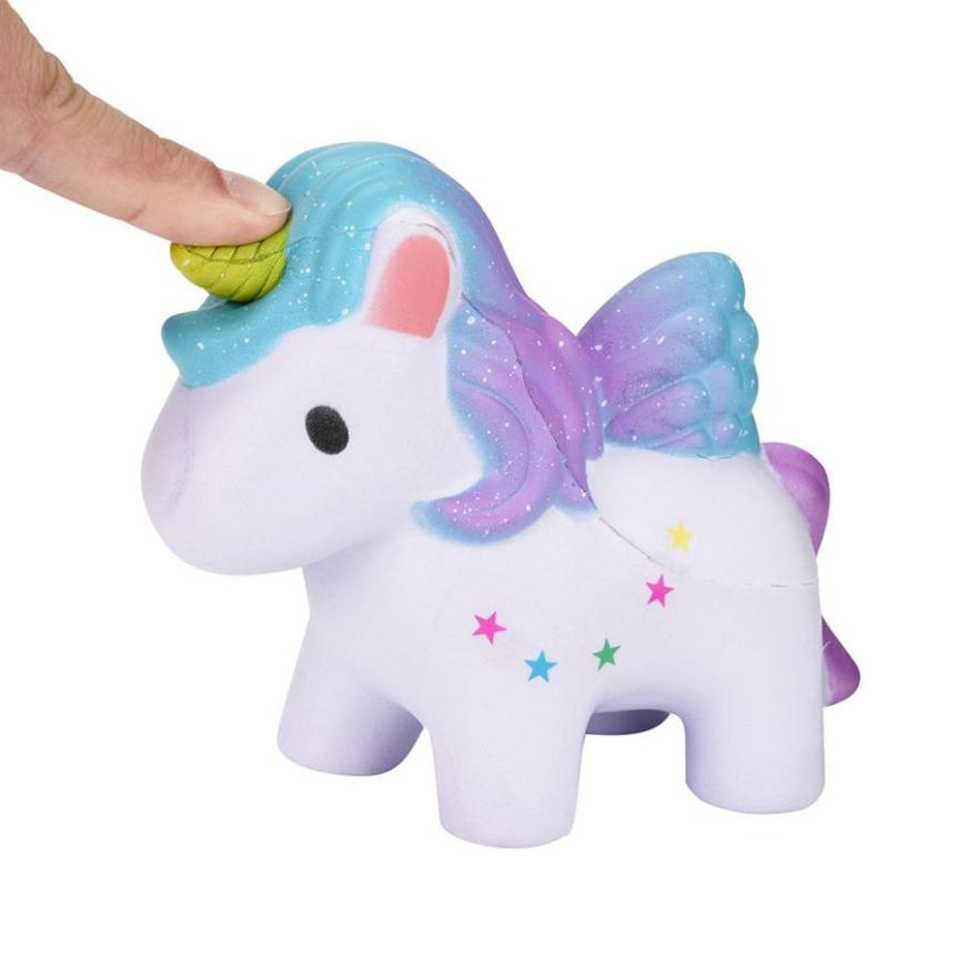 Dreamlike Unicorn Squishies Scented Kawill Slow Rising Squeeze Toys Collection Cute Gift Exquisite Fun Decoration