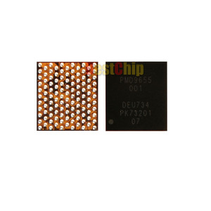 Image 2 - 10 шт./лот, 100% новый PMD9655 для iphone x/8/8 plus/8 plus U_PMIC_E RF, маленький чип управления питанием RF PMIC IC
