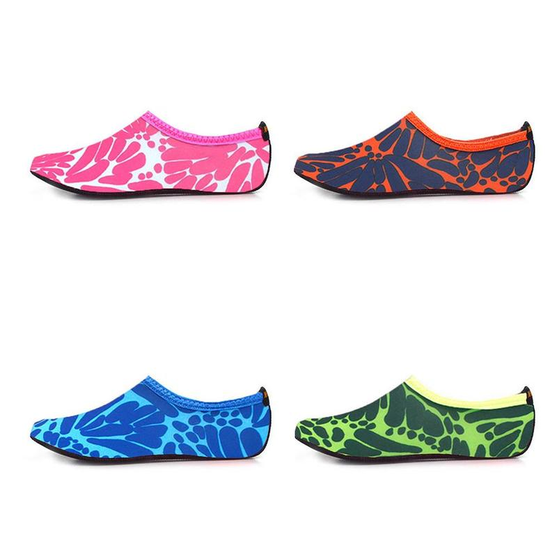 Non-slip Diving Socks Coral Shoes Snorkeling Socks Swim Fins Socks Surf Yoga Beach Socks Swimming Shoes Water Shoes
