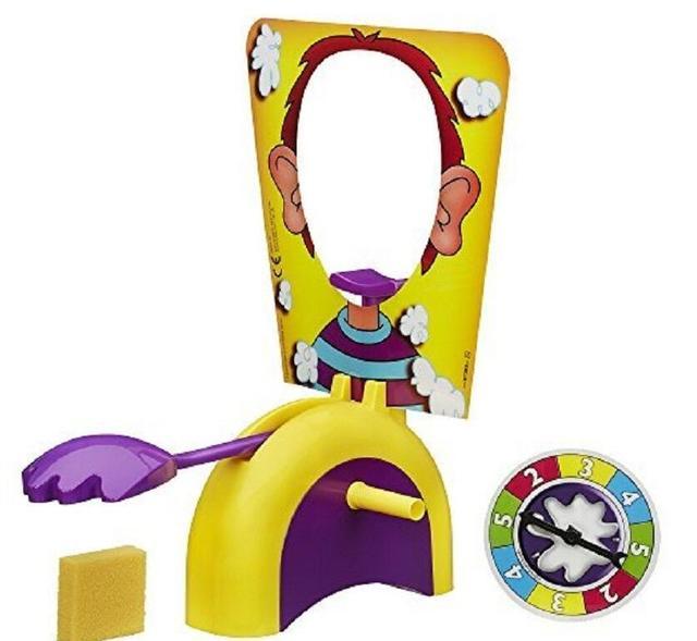 ¡ CALIENTE! pastel Pastel a Cara Cámara Oculta Gags Divertidos Artilugios Divertidos Familia juego de Broma Broma Toy Dedo Juego Divertido Juguetes para Niños de Regalo