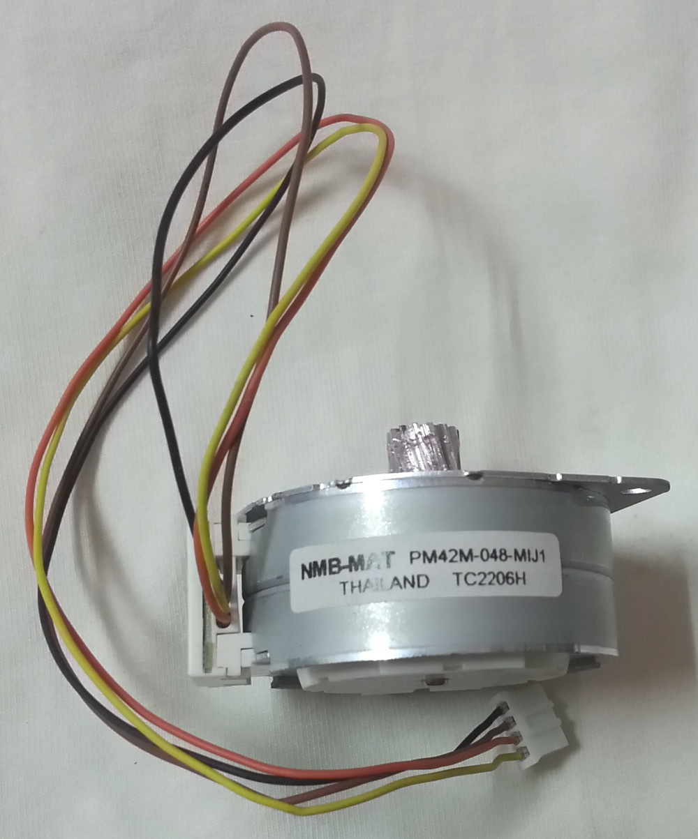 New Original Kyocera 302F944130 MOTOR EJECT for:FS-2020D 4020DN 6970DN 2100D 4300DN 3140MFP new original kyocera 302f924071 guide paper chute for fs 2020d 3920dn 4020dn 3040mfp 3140mfp