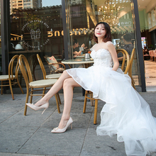 2019 new square buckle pearl high heel high heel stiletto red wedding shoes bridal shoes size code 33-42 цена 2017