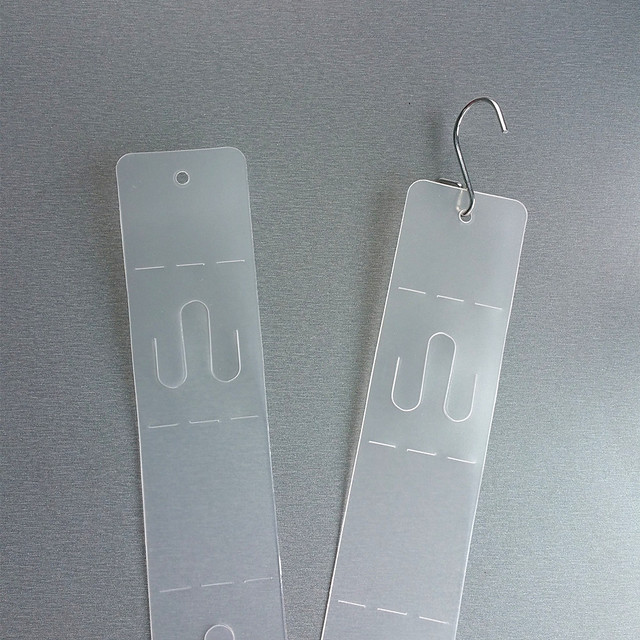 retail Hang strips stores for
