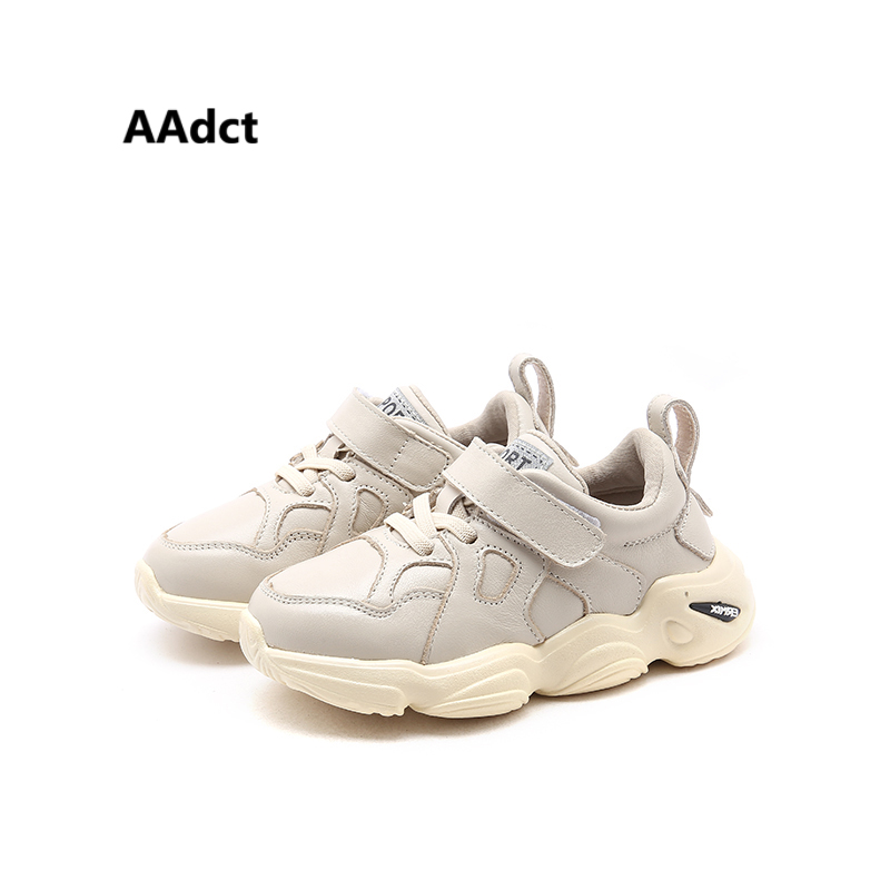 AAdct 2018 Autumn Running sports children shoes Non slip Sneakers shoes for Boy`s High quality Casual kids shoes