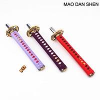 MAO DAN SHEN car styling Samurai Sword Handle Universal Gear Shift Knob Car Manual Transmission Shifter Stick