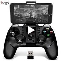 Ipega-mando PG-9076 9076 para móvil, Bluetooth, Joystick para Android, teléfono inteligente celular, TV Box PC PS3 VR