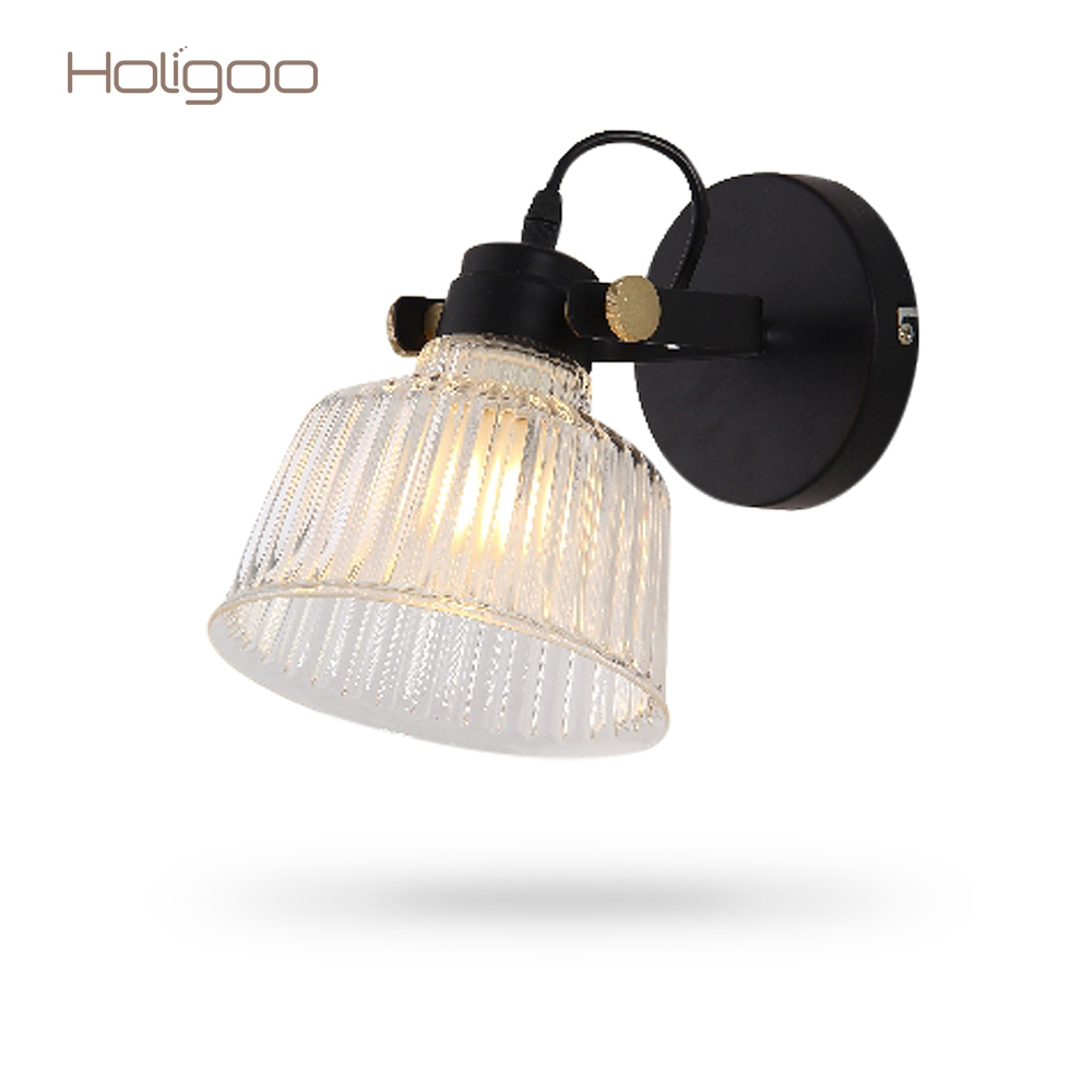 Vintage bathroom lighting fixtures - Holigoo Wall Lamp European Vintage Style Kerosene Lamp Beside Light For Bar Coffee Shop Bathroom Home Led Lights Sconce Fixtures