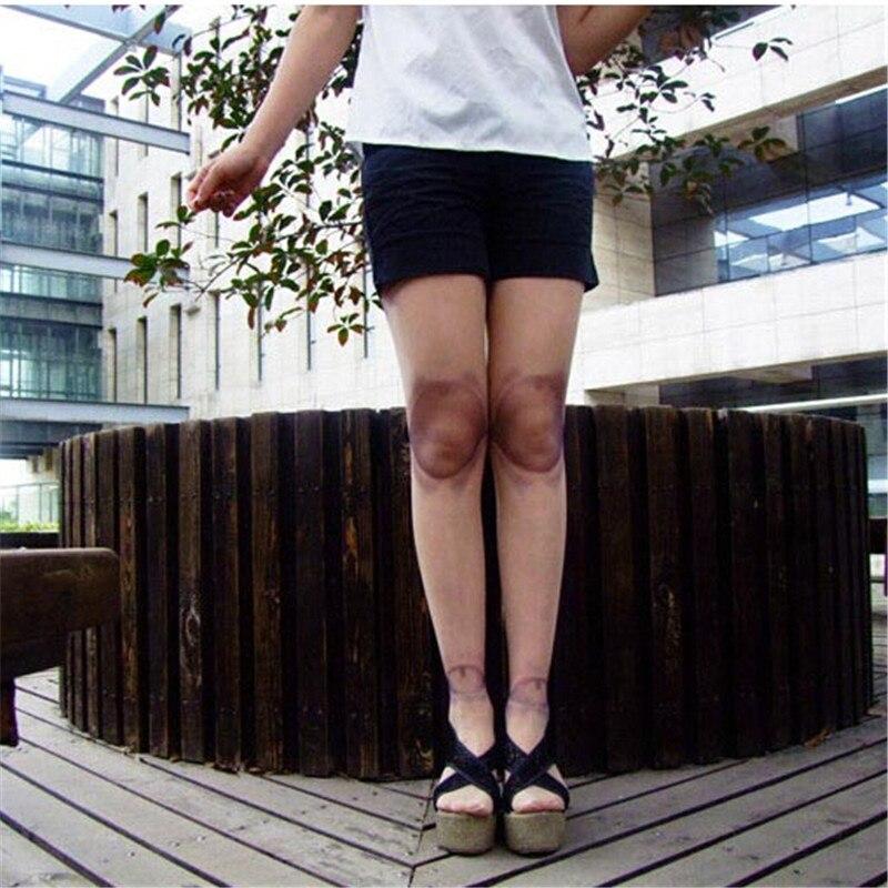 Koreanische Frauen in Strumpfhosen