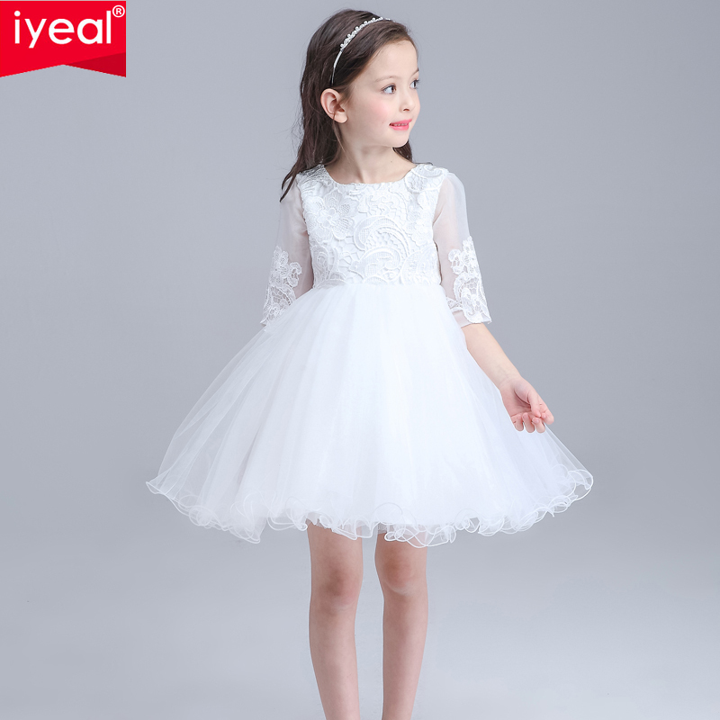 infant wedding dresses iyeal dress wedding prom gown formal 5145