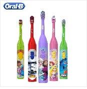 Oral b escova de dentes elétrica para