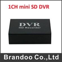 1 Channel Mini CCTV DVR Support 64GB SD Card