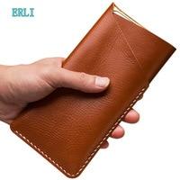 Slim Outdoor Genuine Leather Belt Pouch Case For Meizu MX6 MX5 MX4 MX3 7 plus 5 pro 6 plus pro 6s 15 16th PLUS M15