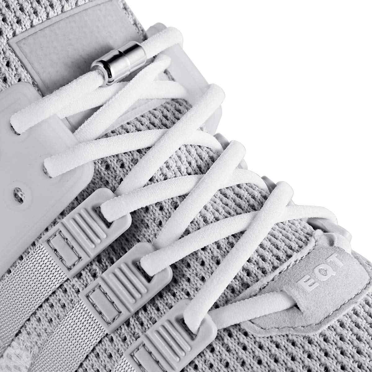 1Pair New Semicircle Elastic Shoe laces