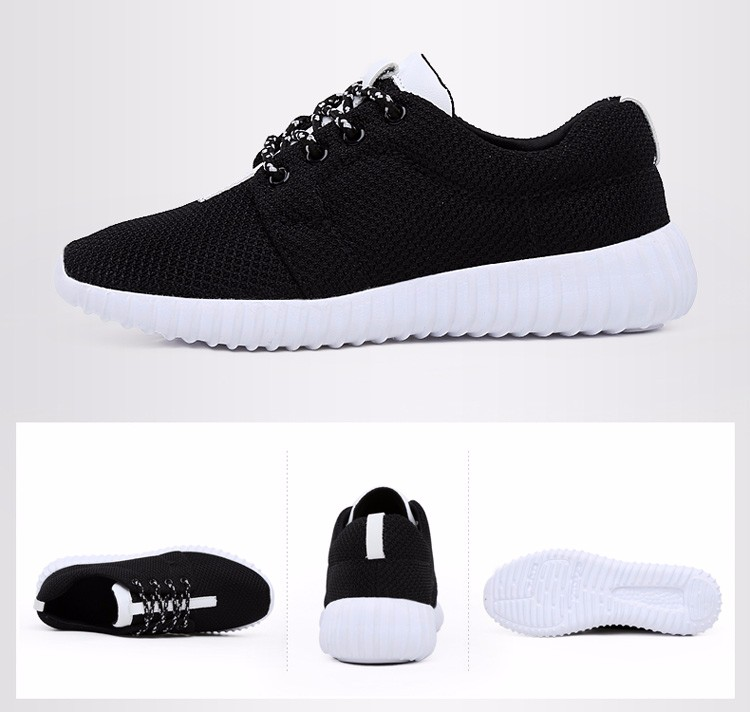 Super Soft Women Trainers Breathable Runner Shoes 2017 Spring Sport Women Casual Shoes Zapatillas Deportivas Fashion Shoes ZD11 (40)