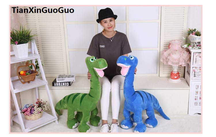 stuffed toy large 80cm cartoon dinasour plush toy soft throw pillow birthday gift w0332 cute animal soft stuffed plush toys purple bear soft plush toy birthday gift large bear stuffed dolls valentine day gift 70c0074