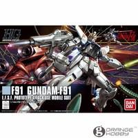 OHS Bandai HGUC 167 1/144 F91 Gundam Mobile Suit Assembly Model Kits