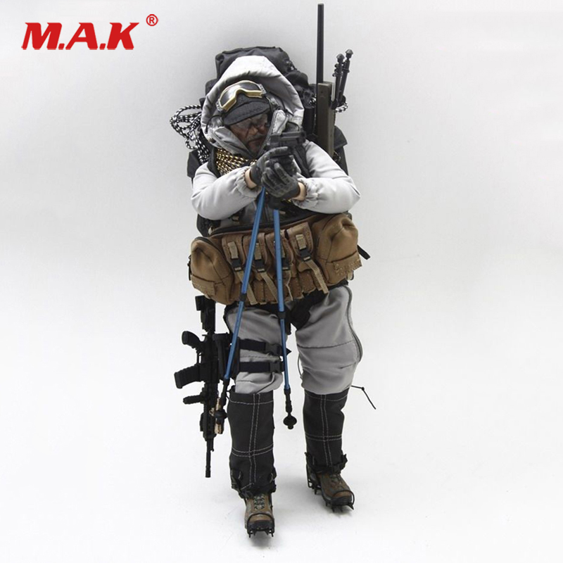 1046-G Special Forces Mountain OPS PCU 1/6 Scale Mlae Clothes Model Fit 12