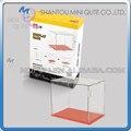 Mini Qute WISE HALCÓN grande vitrina Placa Base caja del diamante modelo de bloques de construcción de plástico de ladrillo juguetes educativos NO.2230A