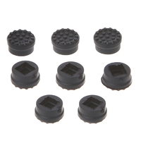 10Pcs Black Pointer Caps For HP Laptop Keyboard Trackpoint Little Dot Cap