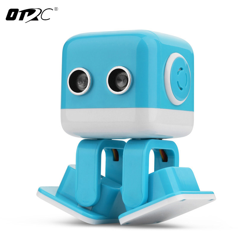 Hot sales WL F9 APP /radio control intelligent smart dancing rc robot Cubee Robot MODEL PUPPETS