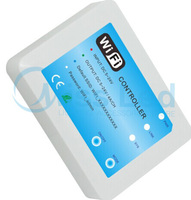 Mini WiFi LED Controller 3channels wifi102 DC12-24V wireless control by mobile phone