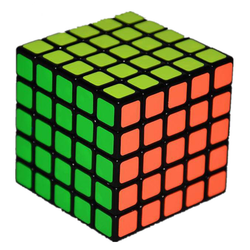 Shengshou Linglong 5x5 Square Shape Speed Magic Cube Puzzle Children Kids Educational Toys 1001 buildings you must see before you die
