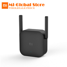 Оригинальный Xiaomi WI-FI Усилители домашние Pro 300 Мбит/с 2.4 г Усилители домашние Ретранслятор Extender Беспроводной WI-FI сигнала сети для маршрутизатора