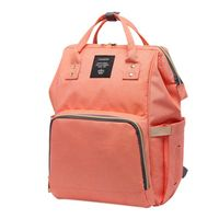 New Upgraded Fashion Mummy Maternity Nappy Bag Large Capacity Baby Bag Travel Backpack Nursing Bag Baby