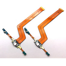 "Cho Samsung Galaxy Note 10.1 ""2014 P605 SM-P605 P600 P601 Dock Connector Sạc Cảng USB Sạc cảng Microphone Flex Cable(China)"