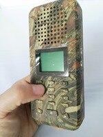 PDDHKK 20W 126dB Loud Bird Caller Electric MP3 Player Amplifier 150 Sounds Camouflage Goose Duck Predator Wildlife Hunting Decoy