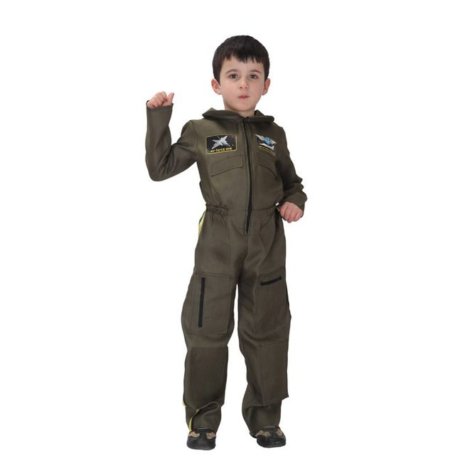 image  sc 1 st  Aliexpress & Online Shop MOONIGHT New Halloween Costumes Kids Boy Army Cosplay ...