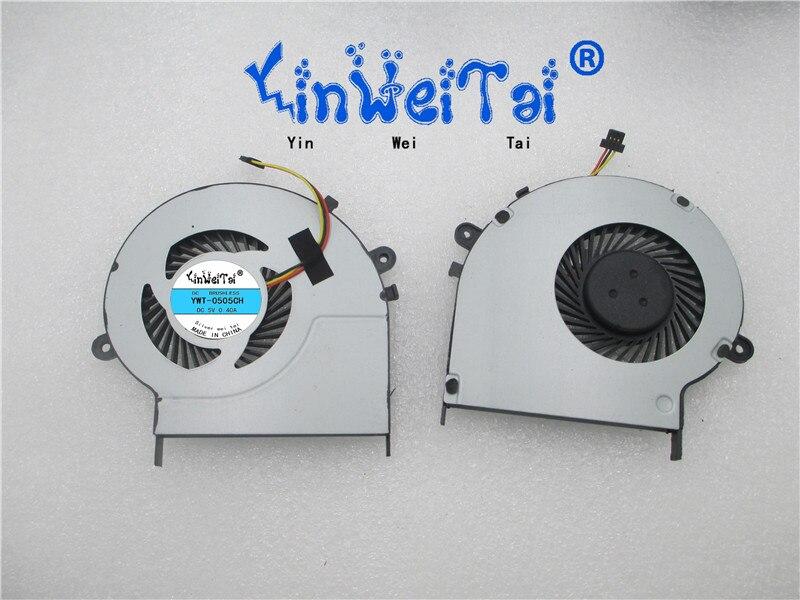 CPU cooling fan For Toshiba Satellite L50-B L55-B L50D-B L55T-B FABLI00EUA NFB80A05H FSFA11M